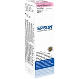 EPSON Light Magenta Ink Cartridge [C13T673699] - Tinta Printer Epson